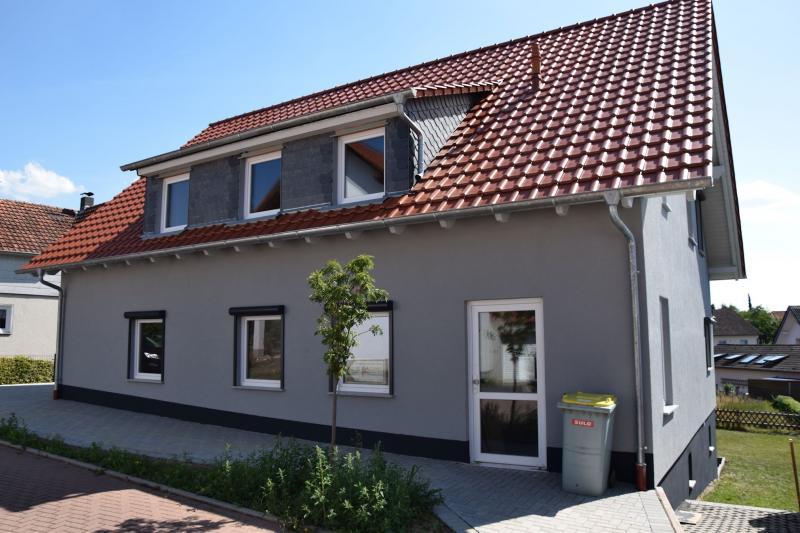 Neue Fenster für Einfamilienhaus