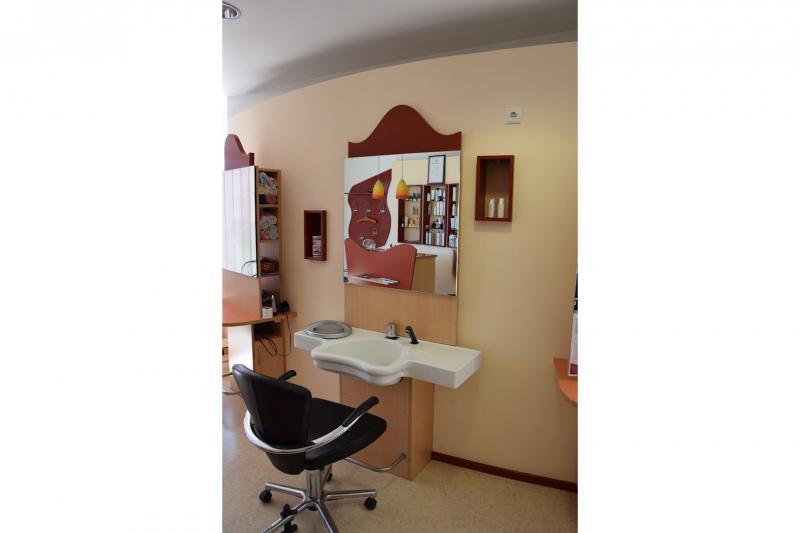 Friseursalon 3 - Waschplatz